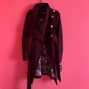Guess Trench Coat - New with tags